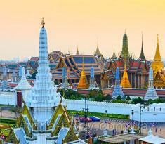 Бангкок, Сінгапур і райський острів Балі!