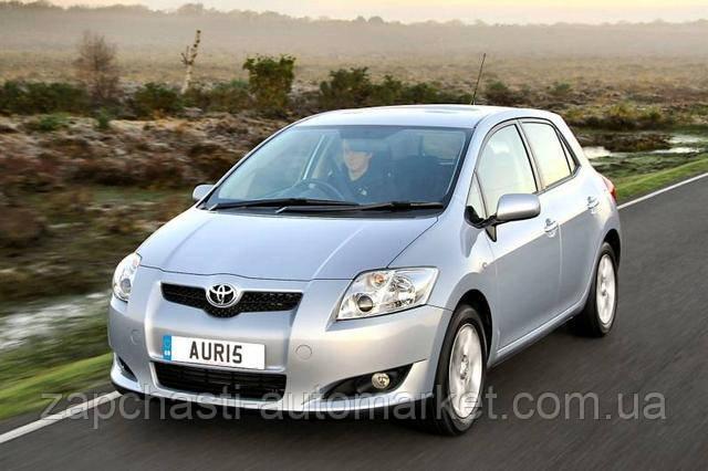 Toyota Auris (Тойота Аурис) 2007-2009