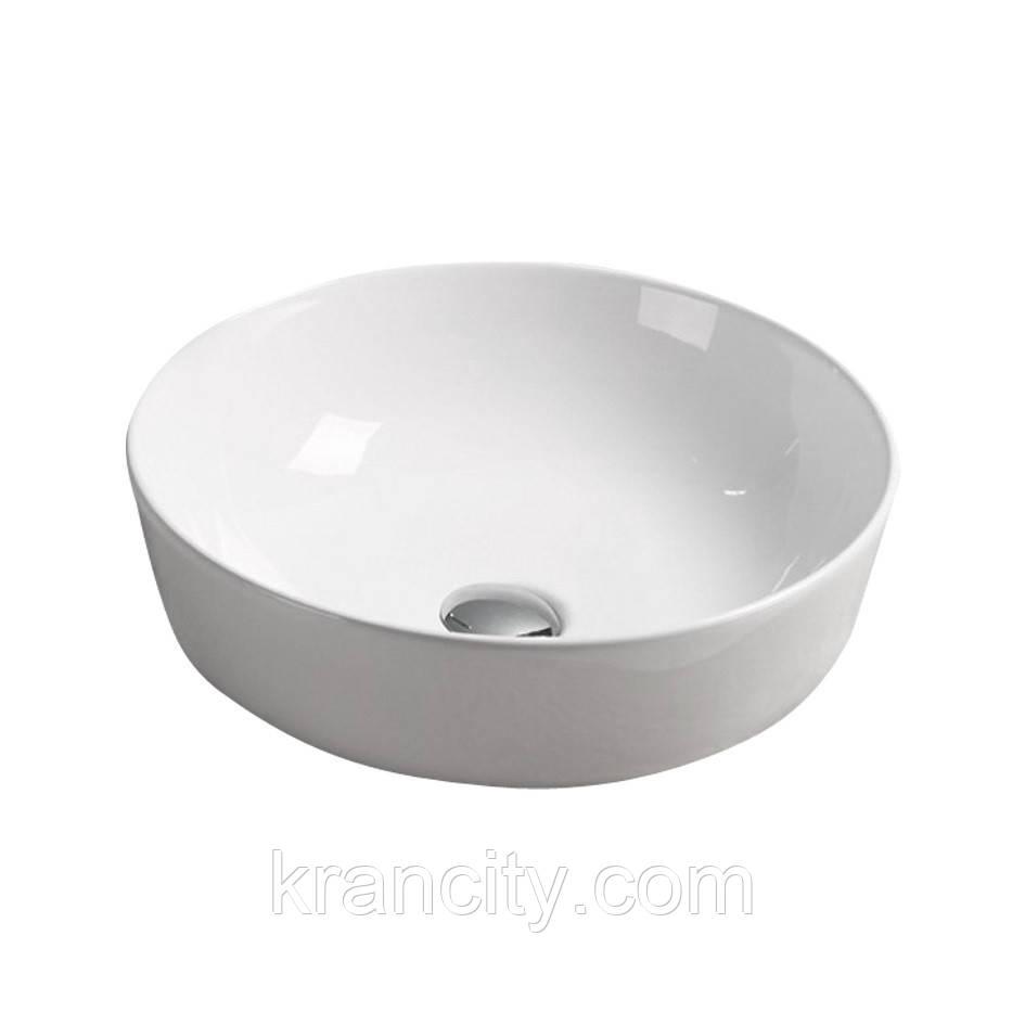 Раковина круглая на столешницу Volle 13-01-040,Испания