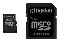Карта памяти Micro SD 2 Gb!