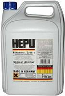 Антифриз G11 синий концентрат -80°C 5л HEPU P999