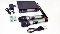 Радиосистема на 2 радиомикрофона UKC U-5000