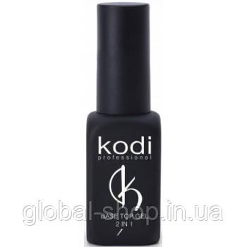 База и топ 2-в-1 Kodi Rubber Base+Top,8 мл