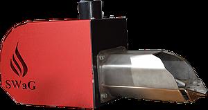 Факельная пеллетная горелка Swag 30 кВт