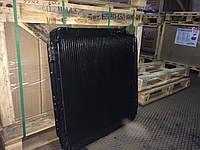 Радиатор охлаждения двигателя КамАЗ-54115 4-х рядный (повышенная теплоотдача) (производство ШААЗ)