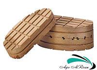 Деревянная колодка для лечения копыт