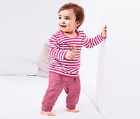 Костюм - футболка с длинным рукавом  и трикотажные брюки для девочки  ГЕРМАНИЯ TCM TCHIBO