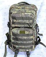 Рюкзак камуфляжный Хаки Т-45 шеврон на липучке