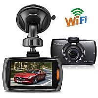 Видеорегистратор G30 Wi-Fi FullHD Novatek 96650