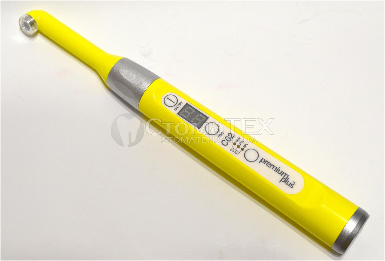 Premium Plus C02 iLED лампа беспроводная фотополимерная, желтый NaviStom