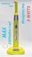 Premium Plus C02 iLED лампа беспроводная фотополимерная, желтый
