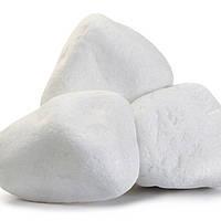 Мраморная галька Tassos White (Греция) 80-120
