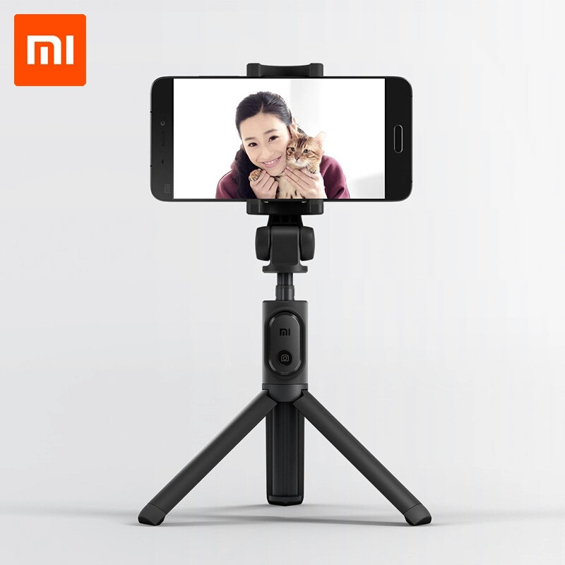 Монопод трипод Штатив Xiaomi Mi Selfie Stick Tripod XMZPG01YM Black