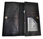 Мужской портмоне из искусственной кожи FUERDANNI (19.5x9.5) , фото 4