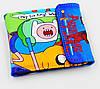 Кошелек Время приключений Adventure Time