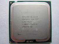Процессор 2 ядра Intel Pentium Dual-Core E2160 1.8GHz/1M/800 s775