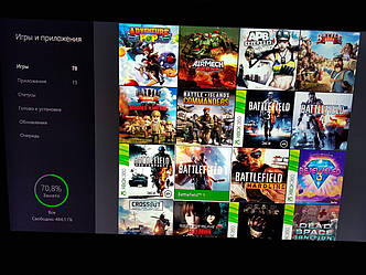 Xbox One S 500GB 60 игр + Xbox live Gold 12 months + EA Access 12 months ( Fifa17 + Battlefield 1+ Titanfall 2