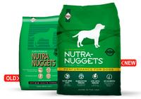 NUTRA NUGGETS Performanсe  3кг корм для собак с средней активностью (зеленый)