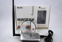Антенна Ralink 3070 Чипсет ALFA AWUS036NH 2000mw 2W WiFi USB-адаптер сети 5db