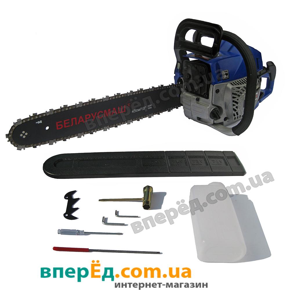 Бензопила Беларусмаш ББП-6400 (металлический корпус)