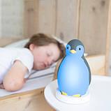 Дитячий світильник - нічник Zazu Pam з автоматичним вимкненням, фото 6