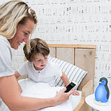 Дитячий світильник - нічник Zazu Pam з автоматичним вимкненням, фото 7