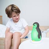 Дитячий світильник - нічник Zazu Pam з автоматичним вимкненням, фото 9