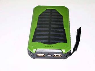 Power Bank 28000 mah мощный фонарь LED фонарь (зарядка от солнца)