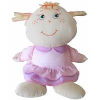 Подушка Кукла текстильная Злата 40 см Тигрес (ПД-0053)