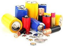 Батарейки, акумулятори, зарядні пристрої, Power Bank (Павербанки)