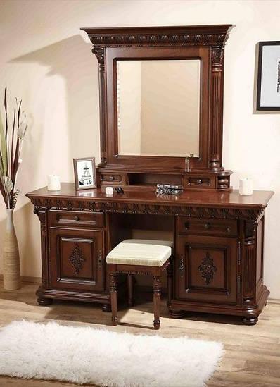 Туалетный стол без зеркала Venetia Lux