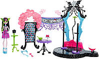 Monster High Добро пожаловать на танец испуга Welcome to Monster High Dance The Fright Away Playset