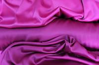 Ткань королевский атлас розовый, фото 1