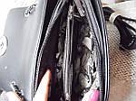 Стильная черная женская сумка , фото 5