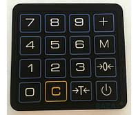 Коврик клавиатуры весов DIGI 788