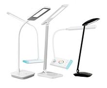 Лампи настільні та кемпінгові LED