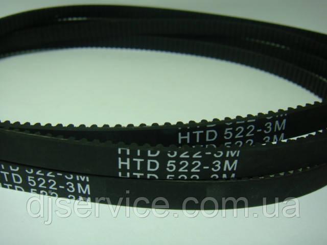 Ремень HTD522-3m 8мм для голов и др.