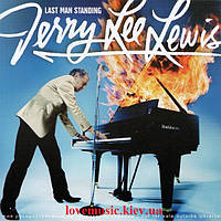 Музыкальный сд диск JERRY LEE LEWIS Last man standing (2006) (audio cd)
