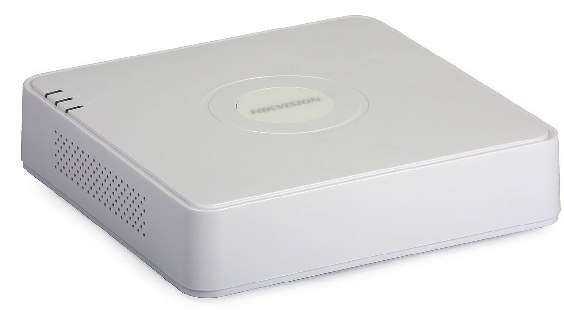 4-канальний Turbo HD відеореєстратор DS-7104HQHI-F1/N