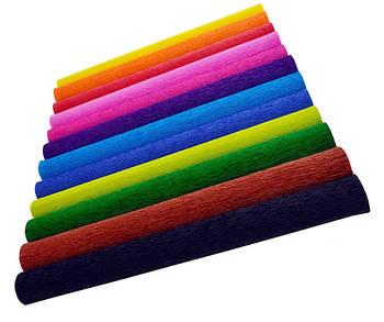 Гофрированная креп бумага