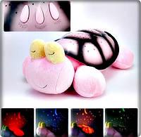 Черепаха USB музыкальный проектор звездного неба ночник светильник Акция !!!