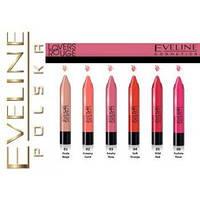 Eveline Cosmetics LOVERS ROUGE Помада-карандаш для губ (набор: 24 шт. + 6 тестеров)