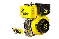 Двигатель дизельный Кентавр ДВС-410ДШЛЭ под шлиц