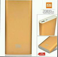 PowerBank Xiaomi 20800 mAh поверБанк аккумуляторЗарядка