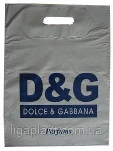 Пакет полиэтиленовый банан ПНД