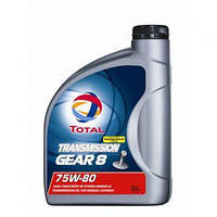 Масло Total Transmission GEAR 8 75W-80 канистра 2л