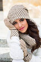 Красивая молодежная шапка от Kamea DANIELA.