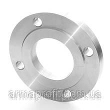 Фланець сталевий плоский Ду125 Ру6 сталь 20 ГОСТ12820-80 вик. 1