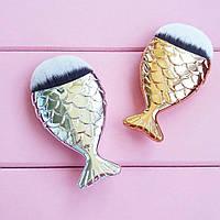 Кисть рыбка для макияжа Fish Brushes