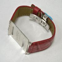 Чехол iWatchZ для iPod Nano 6 Ремень Timepiece Collection кожа Red